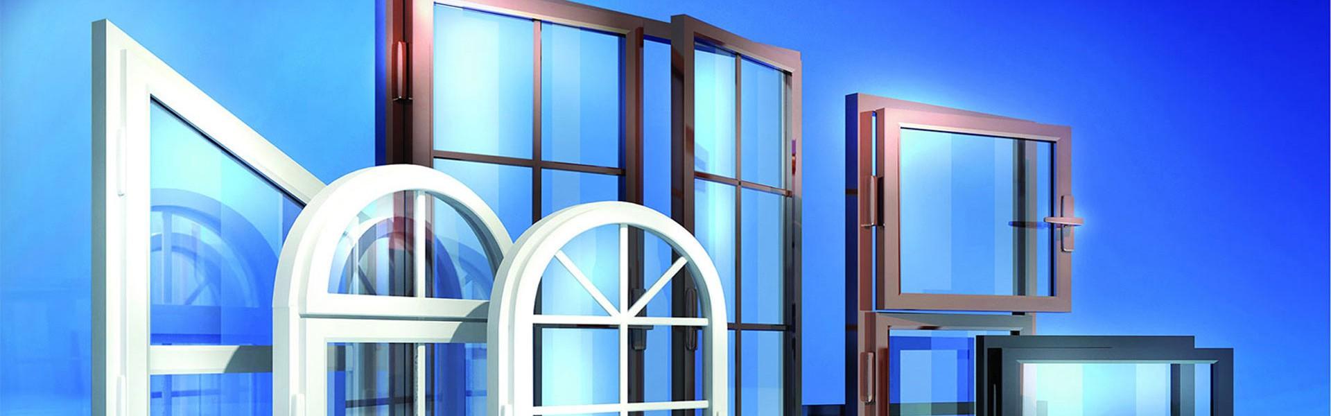 Aluminyum ve Plastik Pencere sistemleri